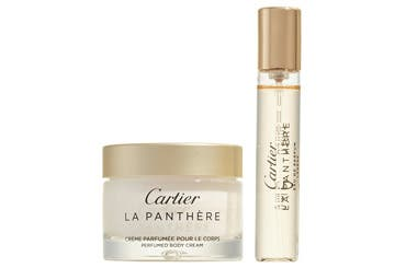 Cartier women's fragrance gift with purchase.