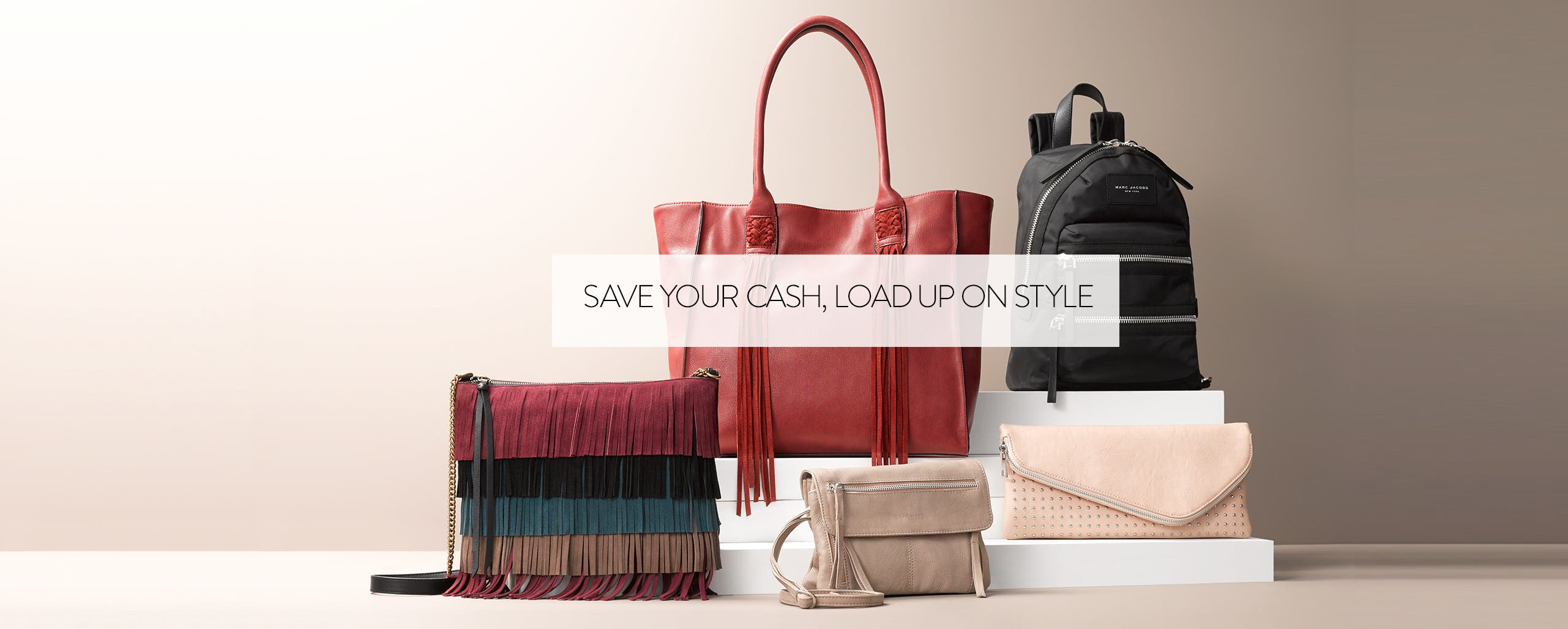 Save your cash, load up on style.