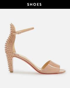 Christian Louboutin shoes.