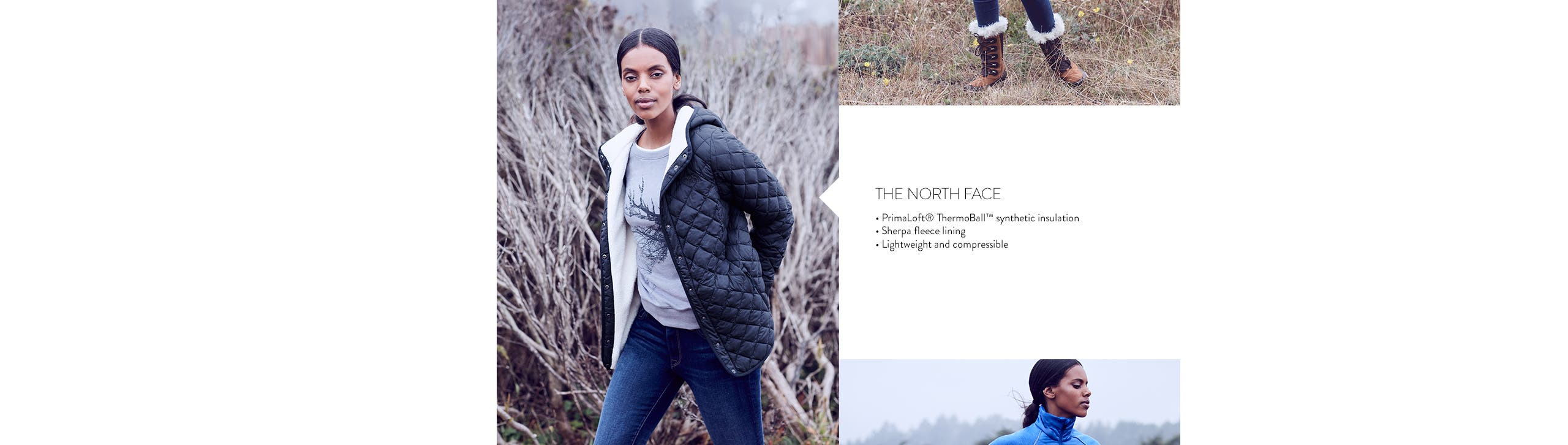 The North Face.