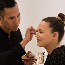 How Gigi Hadid's Makeup Artist Creates a Flawless Face