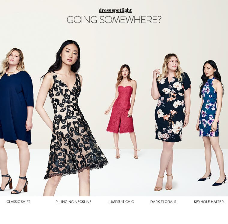 Dress spotlight: going somewhere?