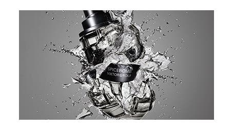 Viktor& Rolf Spicebomb collection.