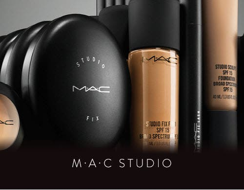 M·A·C Studio Collection.