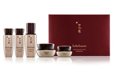 Sulwhasoo gift with purchase.