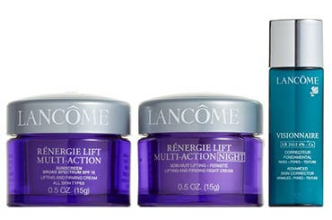 Receive a free 3-piece bonus gift with your $49.5 Lancôme purchase