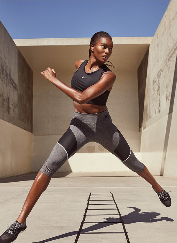 Training gear from Nike.