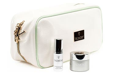 Valmont gift with purchase.