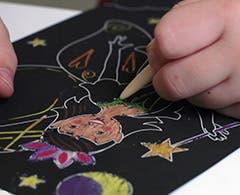 MELISSA & DOUG SCRATCH ART