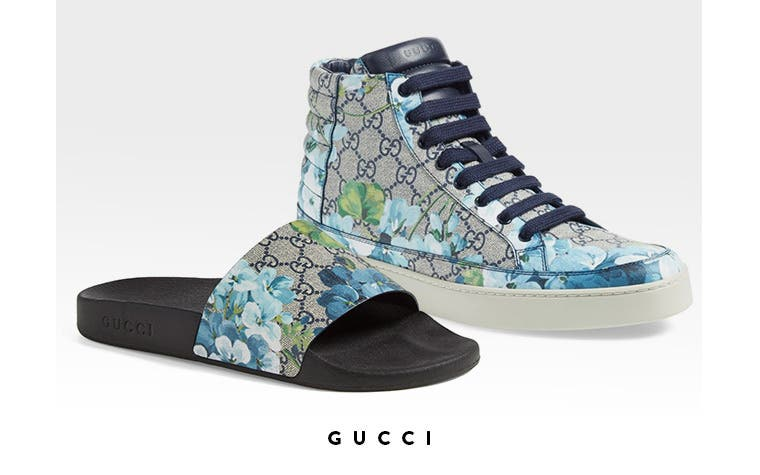Gucci men's shoes.