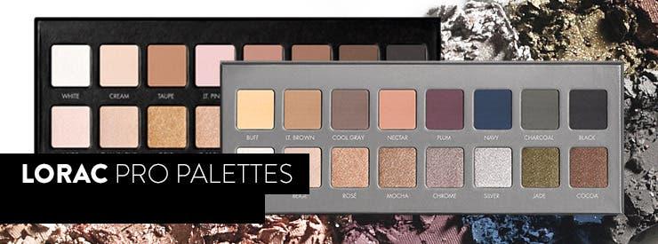 Amazon.com: LORAC PRO Palette: Luxury Beauty