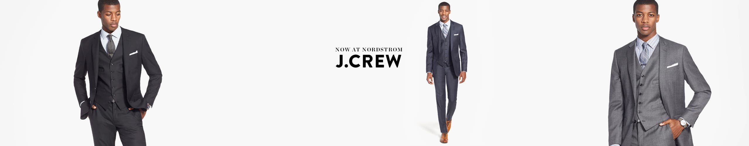 Now at Nordstrom: J. Crew.