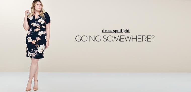 Dress spotlight: going somewhere?