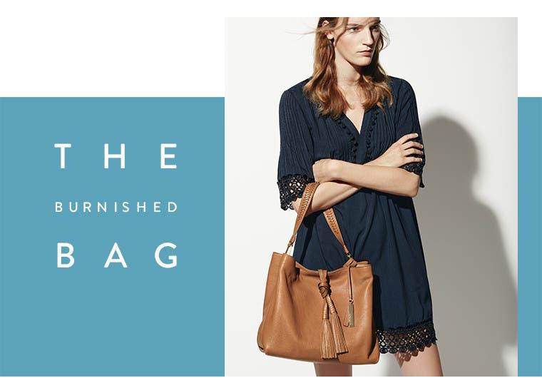 The burnished bag.