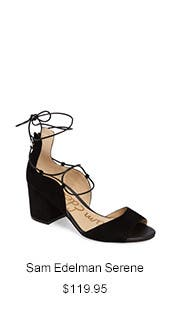 Sam Edelman Serene Lace-Up Sandal.