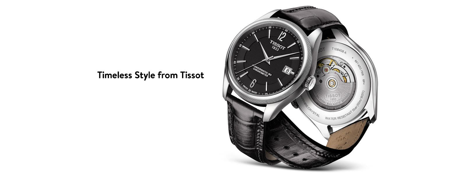 Timeless Style from Tissot