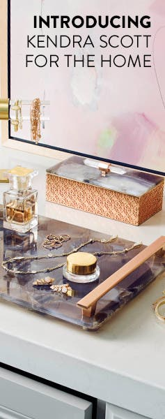 Introducing Kendra Scott for the Home