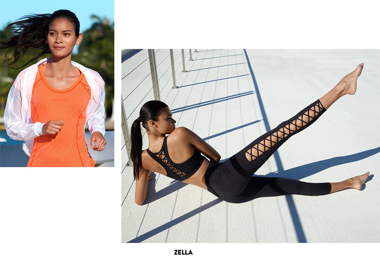 Zella. Exclusively at Nordstrom.