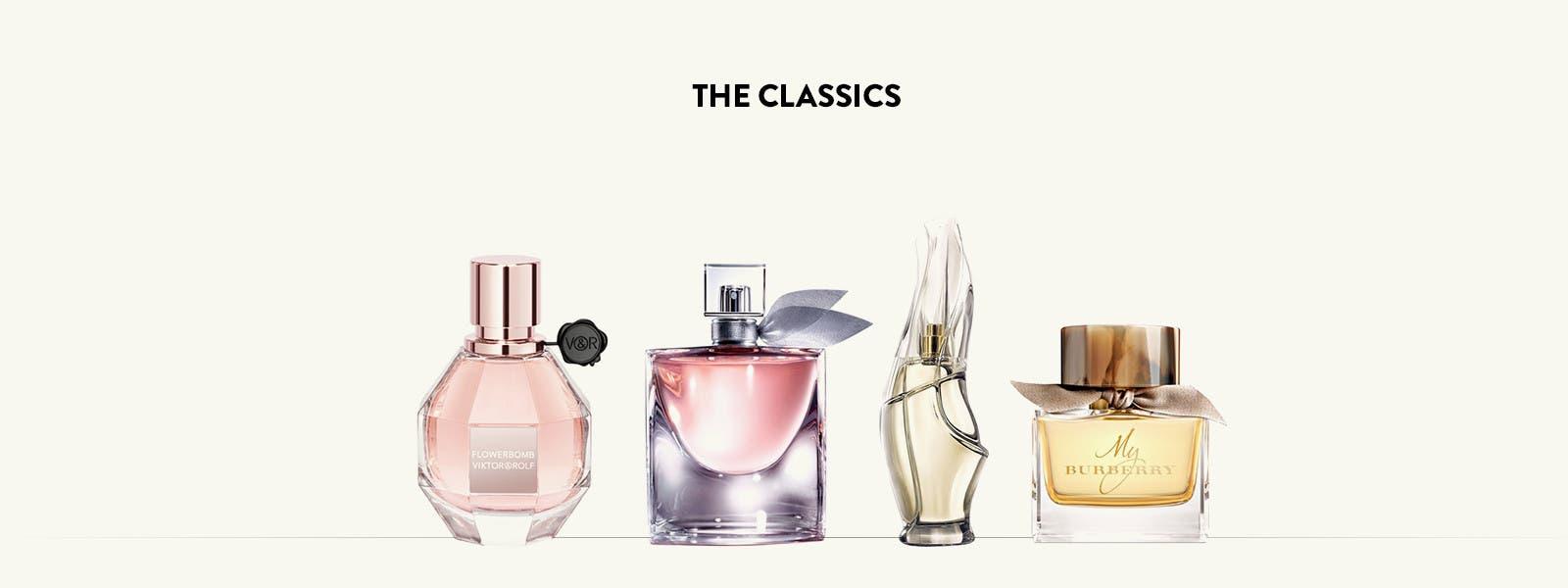 The classics.