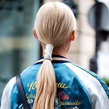Expect London Girls to Wear These Hair Accessories