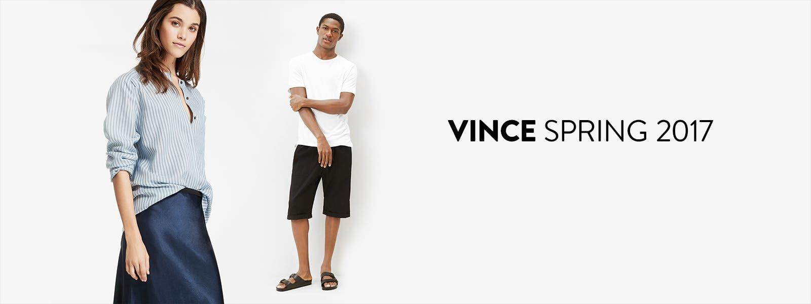 Vince spring 2017.