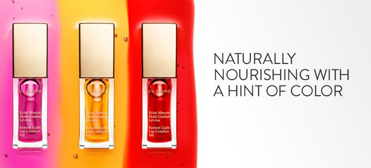 Naturally nourishing with a hint of color.