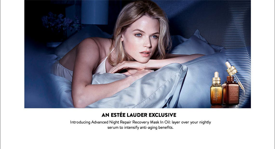 An Estée Lauder Exclusive.