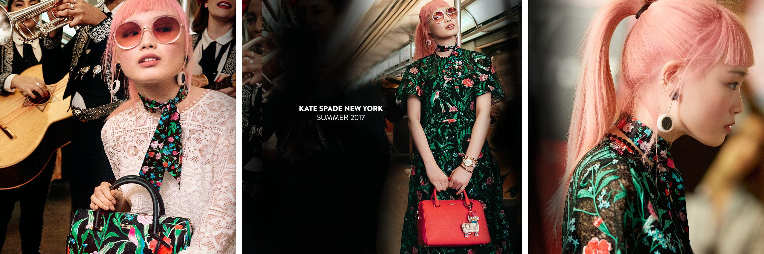 kate spade new york: the summer 2017 collection.