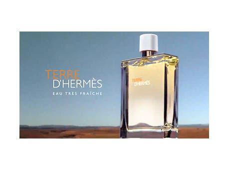 Play video about Terre d'Hermès Eau Très Fraîche fragrance.