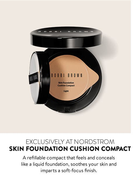 Exclusively at Nordstrom: Skin Foundation Cushion Compact.