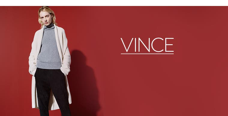 Vince fall 2016 collection for women.