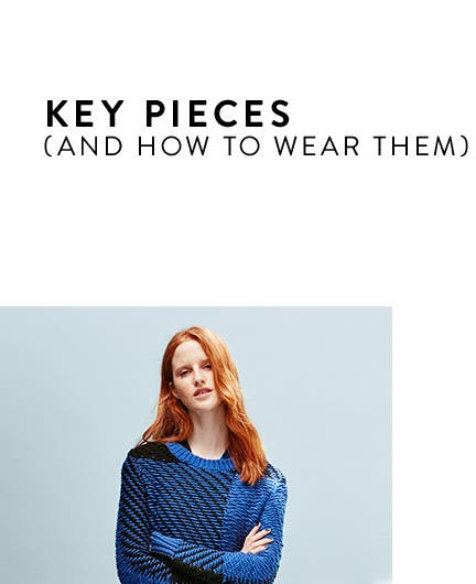Key pieces from rag & bone and how to wear them.