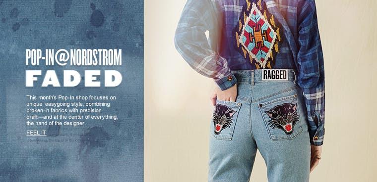 Pop-In@Nordstrom: Faded.