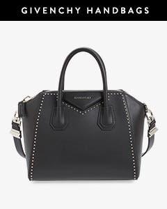 Givenchy handbags.