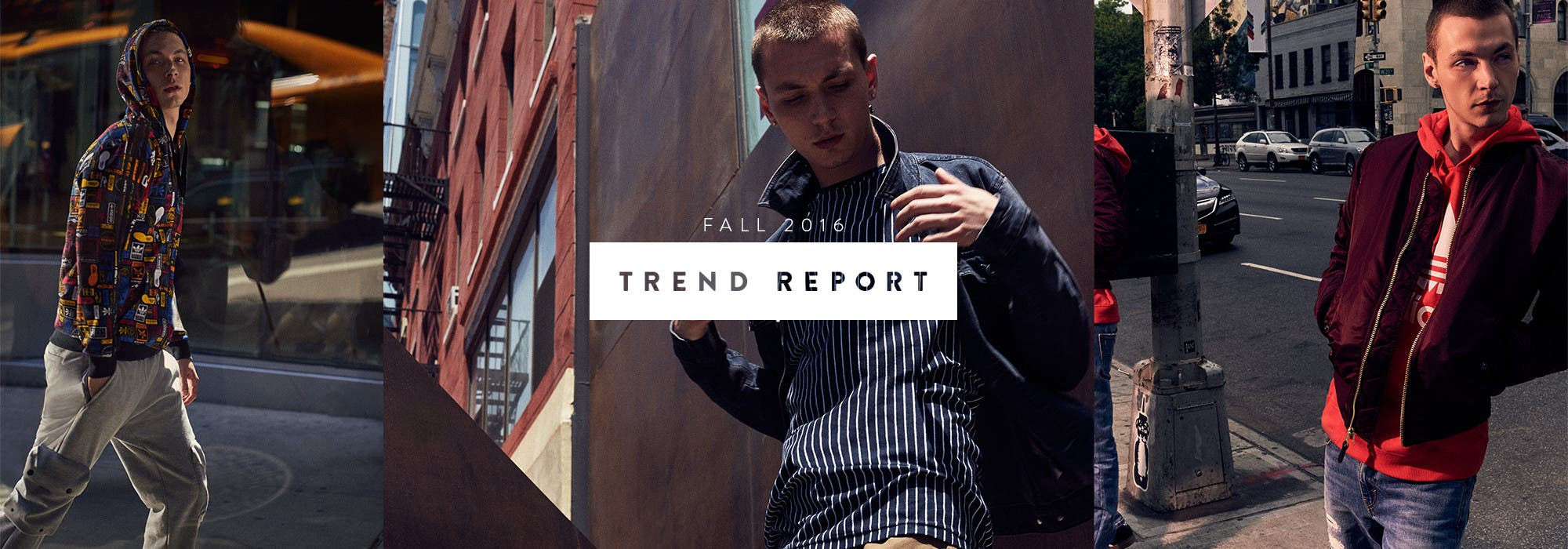Fall 2016 men's trend report.