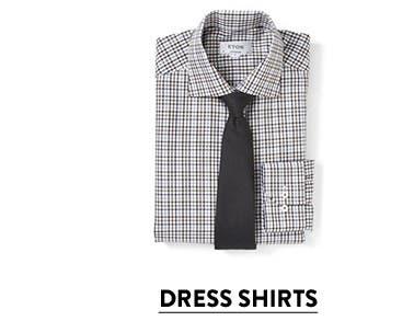 Dress shirts.