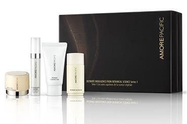 Receive a free 4-piece bonus gift with your $350 AMOREPACIFIC purchase