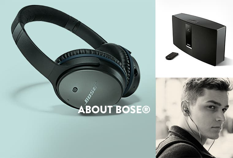 About Bose Corporation.