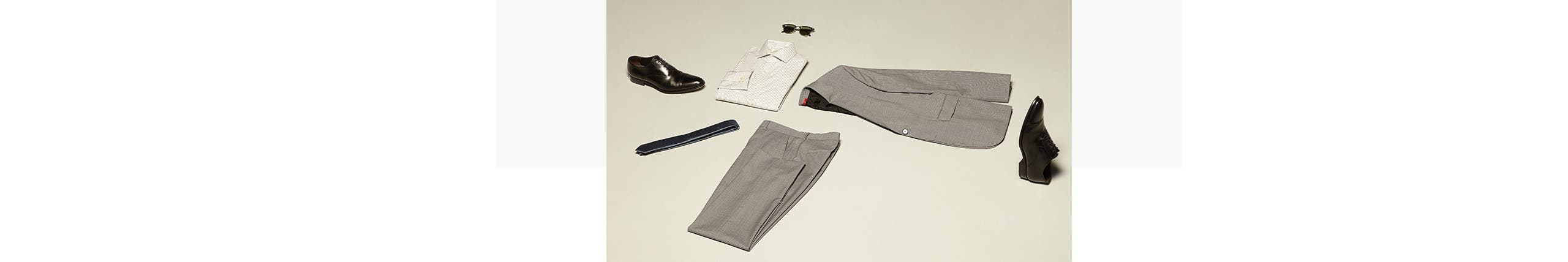 Men's Style Video: How to Modernize Your Suit