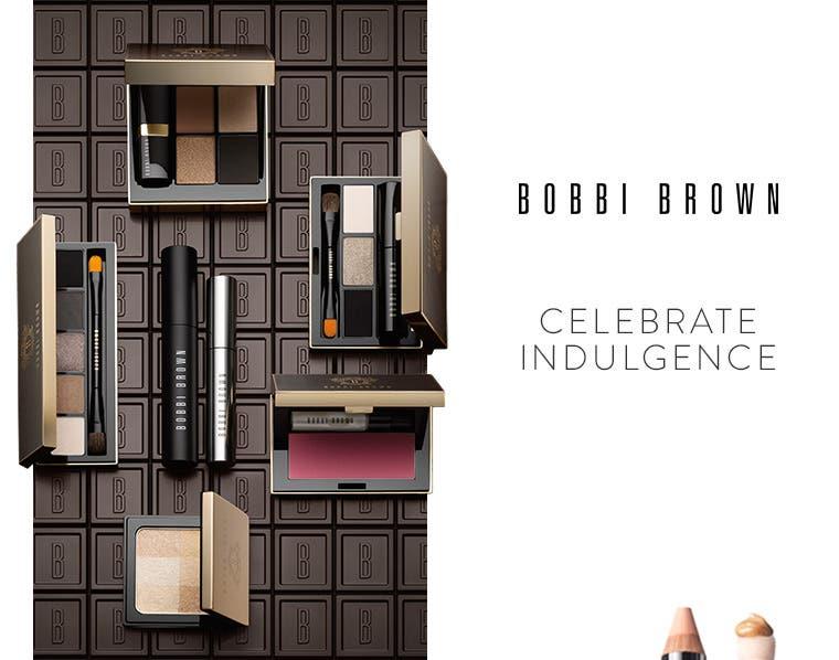 Celebrate indulgence.