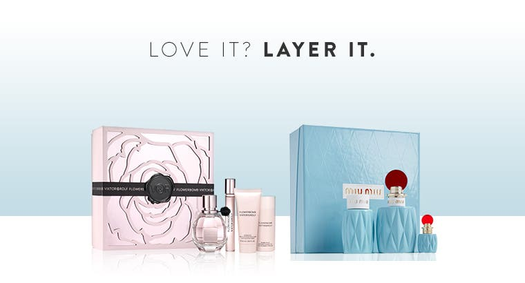 Love it? Layer it.