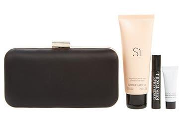Giorgio Armani women's fragrance gift with purchase.