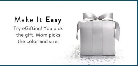eGifting makes it easy.