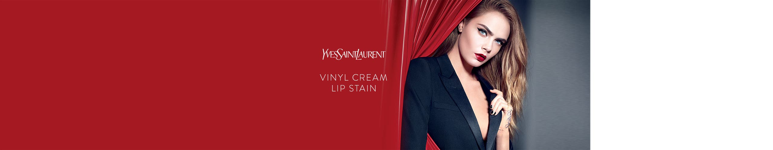 Introducing Vinyl Cream Lip Stain.