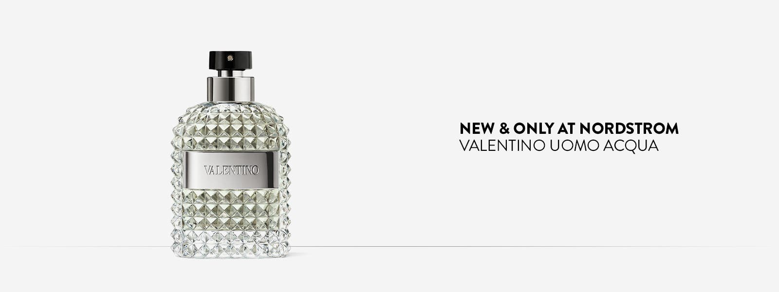 New and only at Nordstrom: Valentino Uomo Acqua.