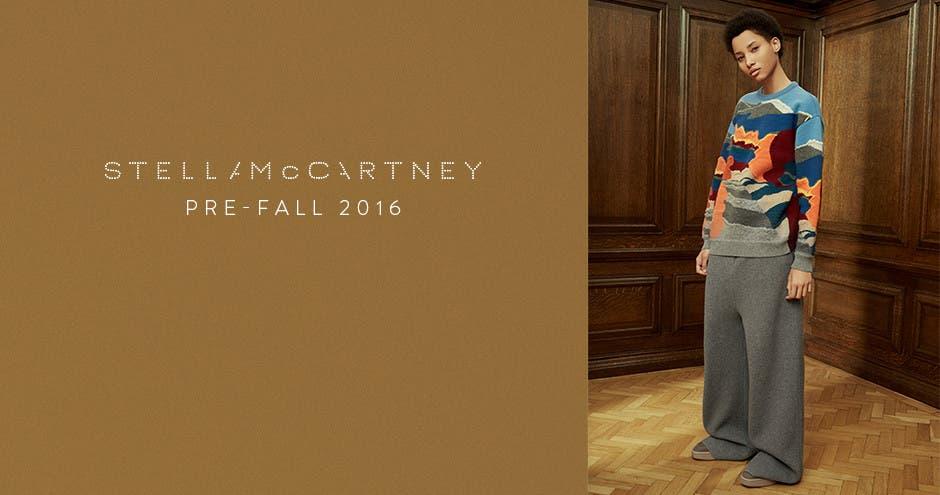 Stella McCartney pre-fall 2016.