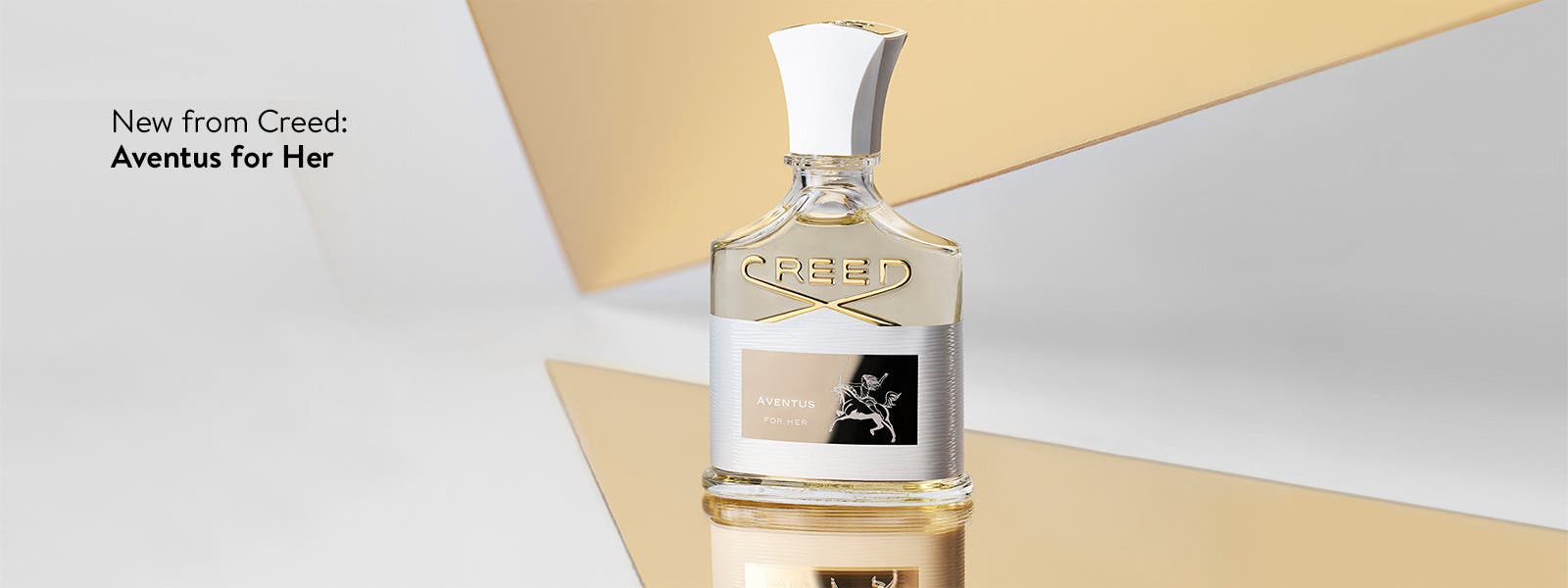 New from Creed: Aventus for Her.