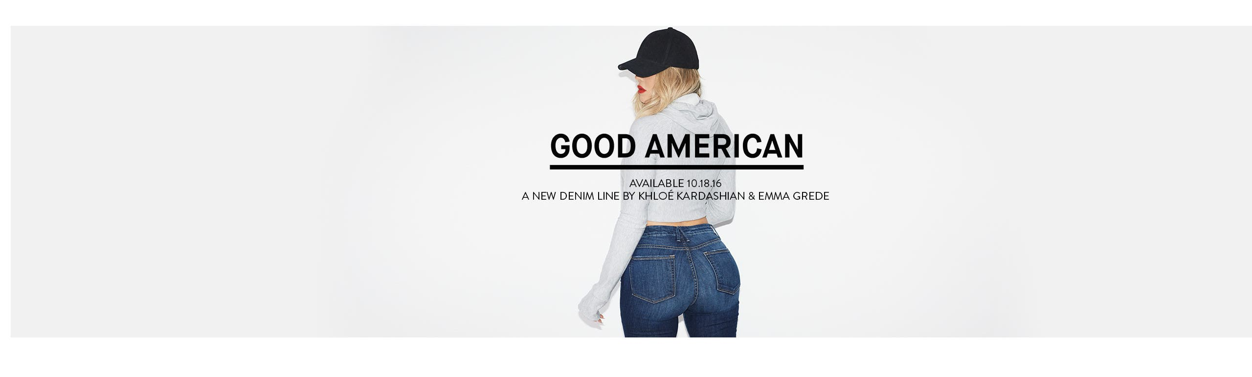 Available October 18: Good American.