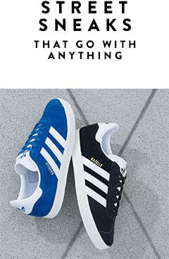 Women's sneakers and street shoes from adidas and more.