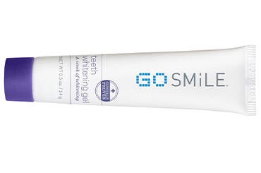 Go SMiLE gift with purchase.